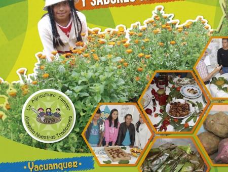 ll Encuentro Infantil y Juvenil De Saberes Y Sabores Tradicionales